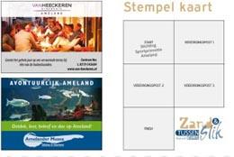 Tussen Slik en Zand 2017: Stempelkaart en herinnering