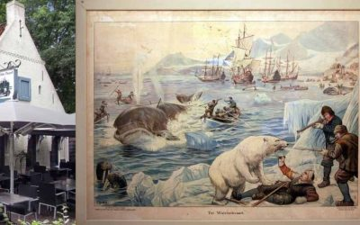 Wandelen door de walvisvaartgeschiedenis van Ameland
